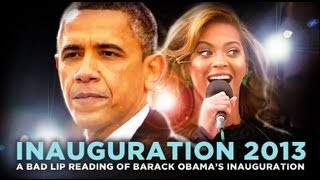 """Inauguration 2013: A Bad Lip Reading: — A Bad Lip Reading of Barack Obama"