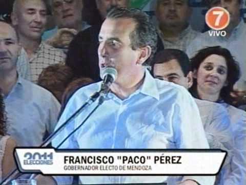 Paco Pérez dejó de lado el pragmatismo de la política: La fe nos ha llevado a este triunfo