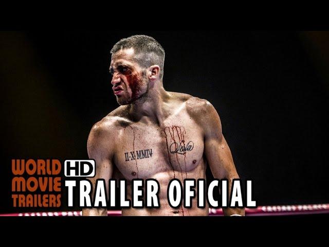 Nocaute Trailer Oficial Legendado (2015) - Jake Gyllenhaal HD