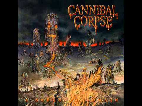 Cannibal Corpse - Bloodstained Cement