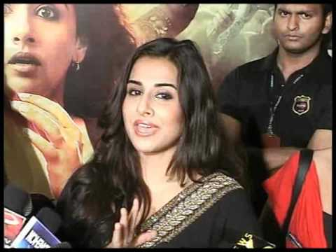 Vidya Balan at Success Party of Kahaani