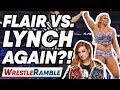 Charlotte Flair Vs. Becky Lynch AGAIN?! WWE Smackdown Live Apr. 23 2019 Review   WrestleTalk