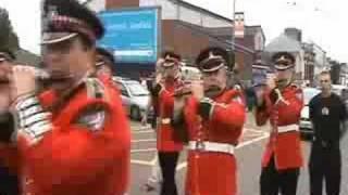 Andrew Murphy Flute Band