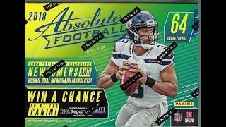 2018 Absolute Football