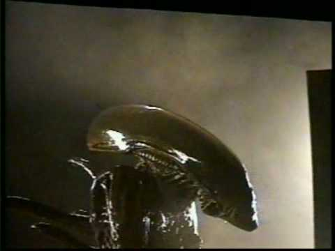 The Making Of The Eggs, Newborn, Aliens, And Clones Alien Resurrection Part 1