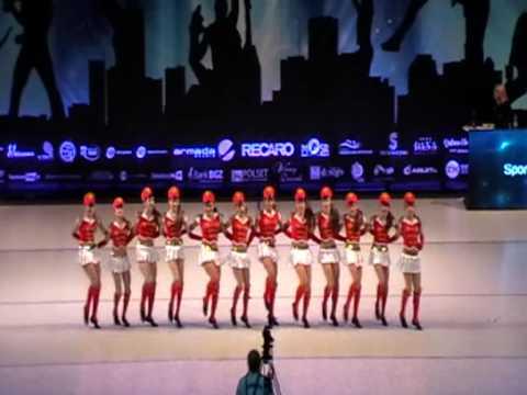 Party Girls - Weltmeisterschaft 2012
