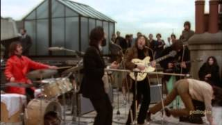The Beatles Don 39 T Let Me Down Live 1969 Hd