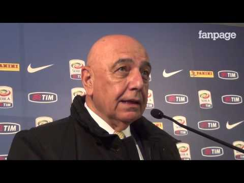 Adriano Galliani: