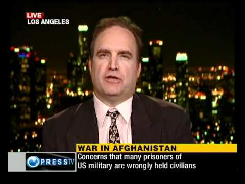 Press TV's Kaneez Fatima talks to James Morris on War in Afghanistan