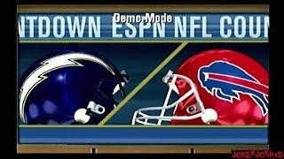 ESPN NFL 2K5 Demo Games | SD @ BUF | Total Domination...