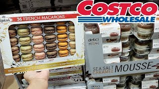 COSTCO GROCERY SHOP WITH ME WALK THROUGH 2018