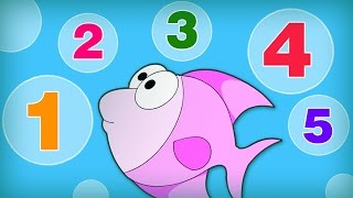 12345 Once I Caught a Fish Alive | Nursery Rhyme | Popular Nursery Rhymes  For Kids by SillySox