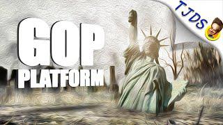 GOP Platform A Cartoonish Nightmare Of Twisted Priorities