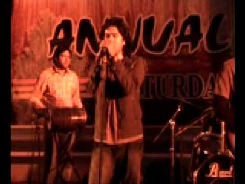 Mukhra - Shahzad Roy (Performing Live at Mehran University)