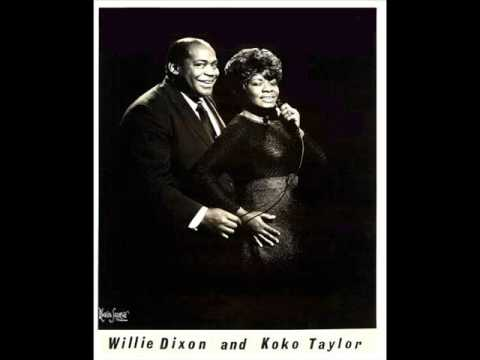 Koko Taylor & Willie Dixon - Insane Asylum Video