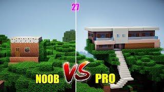 MINECRAFT - NOOB VS PRO (parte 27)