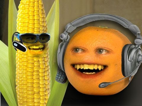 Annoying Orange - Wazzup Blowup