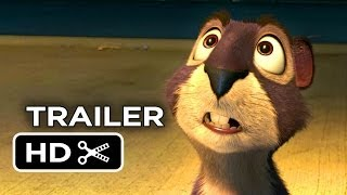 The Nut Job Official Trailer #1 (2014) - Will Arnett Animated Movie HD