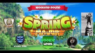Golf Clash - Spring Major Koh Hong Resort - Rookie Weekend Round