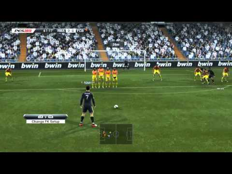 PES 2013 Real Madrid - Barcelona - Türkçe Spiker (Beta)