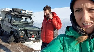 Disaster at 3000m (Ep75 GrizzlyNbear Overland)