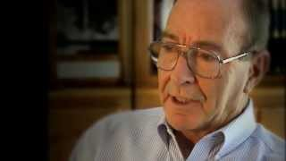 Astronaut Dr. Edgar Mitchell / Interview / deutsch sinchronisiert