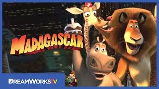 Madagascar (2005) - Official Trailer