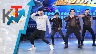Vhong Navarro humataw ng 'LOVE SHOT' kasama ang BoybandPH!!!!!! 🕺🕺