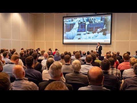 Keynote von Carsten Kraus zu Künstlichen Intelligenz auf dem Abtis IT-Symposioum 2018