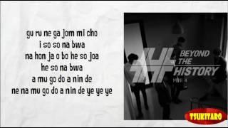 HISTORY - Might Just Die Lyrics (easy lyrics)