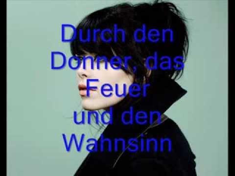Alex Hepburn Under mit deutscher Übersetzung