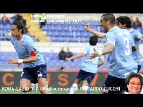 ROMA-LAZIO 1-2 – Radiocronaca di Riccardo Cucchi (4/3/2012) da Tutto il calcio minuto per minuto