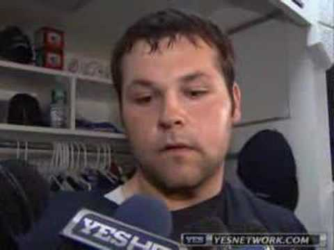 Joba Chamberlain Interview 8/30/07 Video