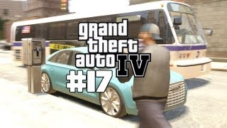 Let's Play GTA 4 #017 [Deutsch] [HD] - Der Horror-Bus von Liberty City aus Speed