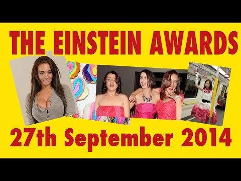 The Einstein awards for stupidity - 27th september 2014