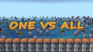 Empire Earth - ONE VS ALL