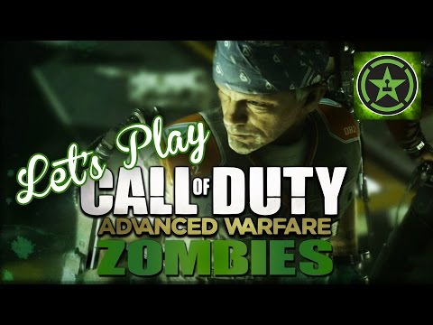 Lets Play Call of Duty Advanced Warfare Zombies