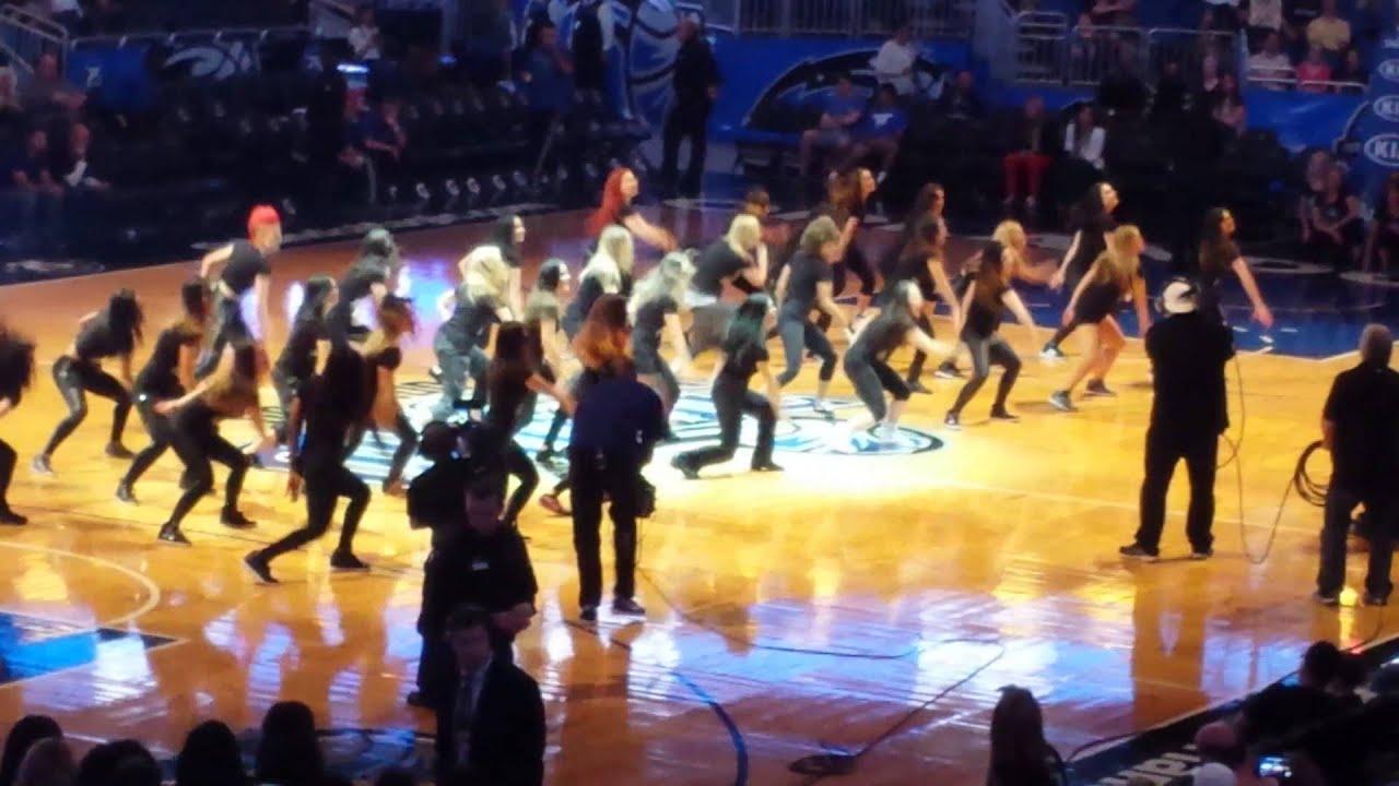 2014 Orlando Magic Dancers Orlando Magic Dancers 25th