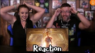 Captain Marvel Trailer 2 Reaction & Thoughts