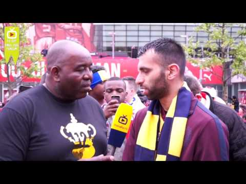 It Looks Like Theo Walcott Is Staying Says Moh | FA Cup Parade