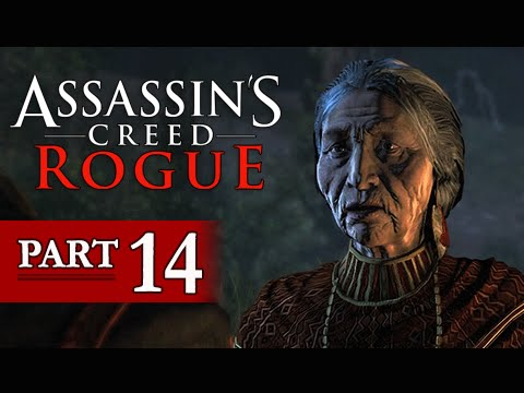 Assassin's Creed Rogue Walkthrough Part 14 - Armour and Sword  (Gameplay Commentary)