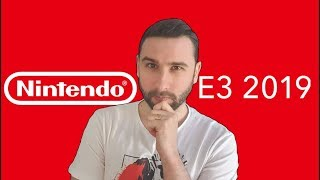 NINTENDO E3 2019 DIRECT ( NOUVEAU ZELDA, ANIMAL CROSSING, LUIGI'S MANSION 3...)
