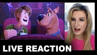 Scoob Trailer REACTION