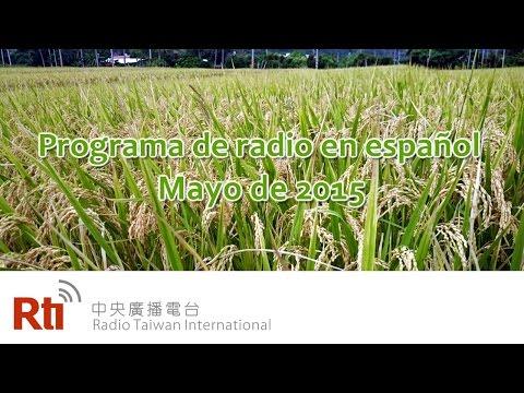 Programa de radio en español - Mayo de 2015