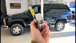 "HOW TO LIFT YOUR TRUCK 2""-3"" INCHES FOR FREE... With Basic Tools at Home!"