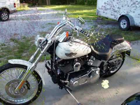Wide Tire Kit For Deuce Harley Davidson Wide Tire Kit