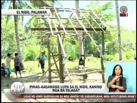 TV Patrol Palawan - September 15, 2014