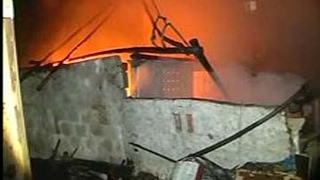 Fire accident in Vijayawada