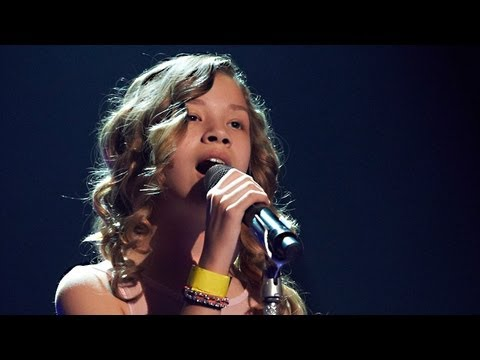 Molly Rainford It Must Have Been Love- Britain's Got Talent 2012 Live Semi Final - Uk Version video