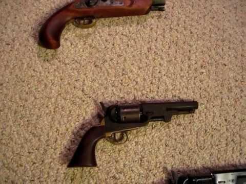 Black Powder Gun & Cannon Collection(Many Civil War Replicas)